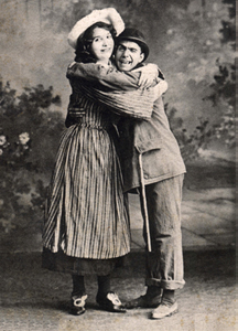 Ted and May Hopkins